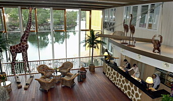 Rica Dyreparken Hotel svanemerket