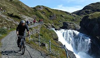 Norges flotteste sykkelturer