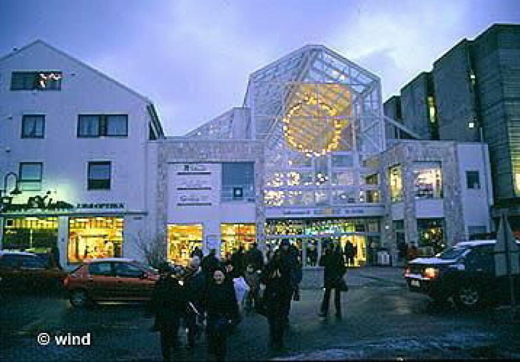 Glasshuset Bodø