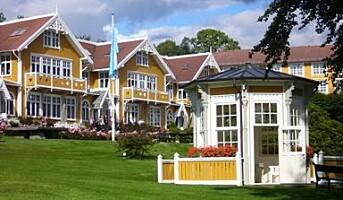 Olavsrosa til Solstrand Hotel & Bad