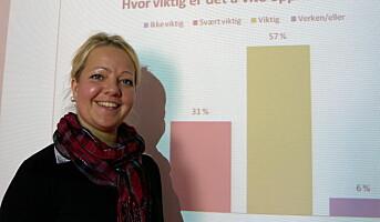 Norske kokker velger mer norsk