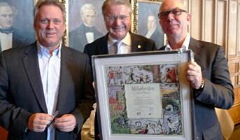 Storkjøkken-leverandør Miljøfyrtårn-sertifisert