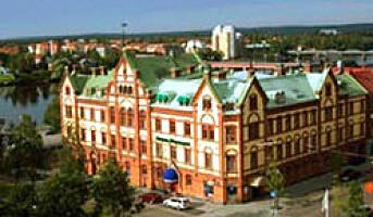 Stora Hotellet i Umeå blir Best Western-hotell