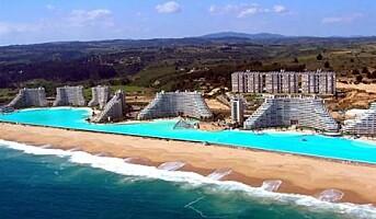 Vil bygge gigantisk basseng