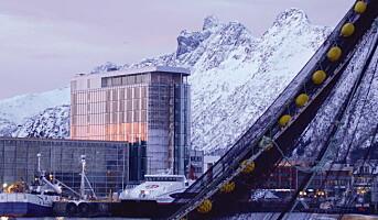 Nå åpner Thon Hotel Lofoten