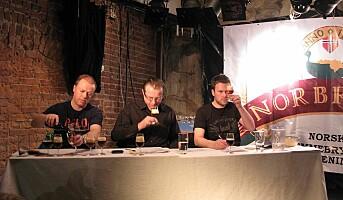 Norgesmesterskapet i hjemmebrygging 2009 i helga