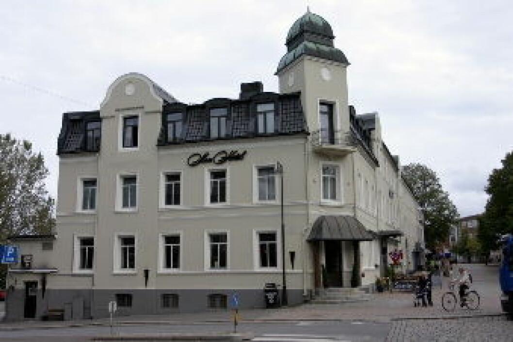 Moss Hotell