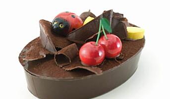 Med sjokolade på menyen