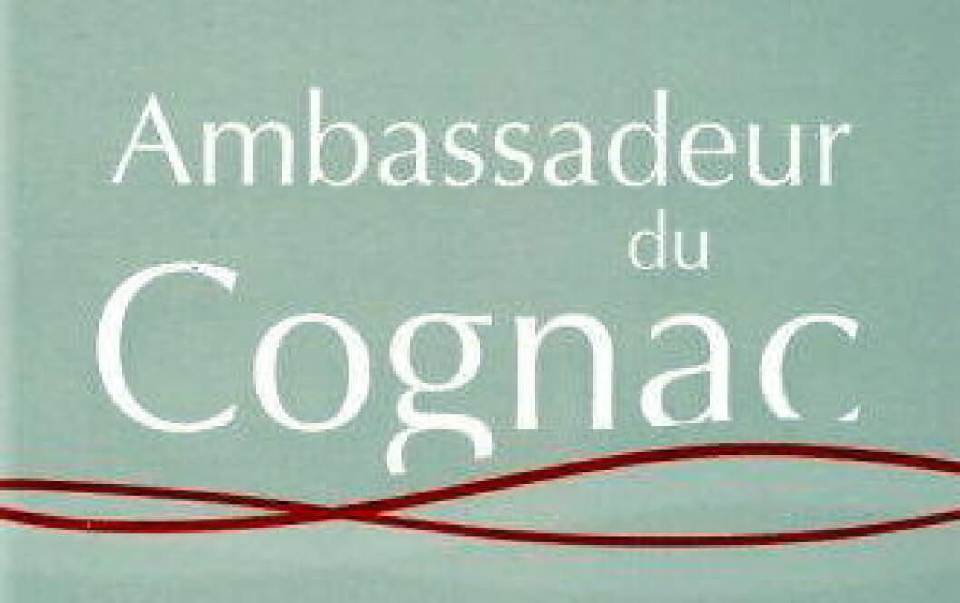 Bar 1 ambassdør cognac