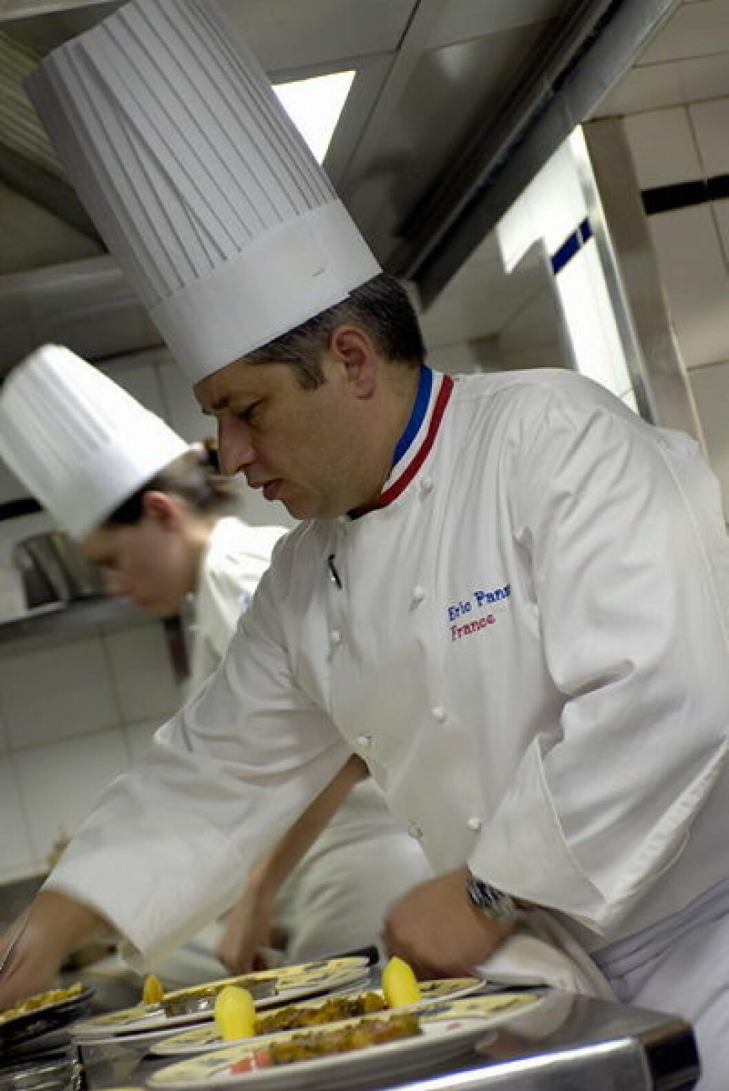 Sud Chef Eric Pansu Bocuse