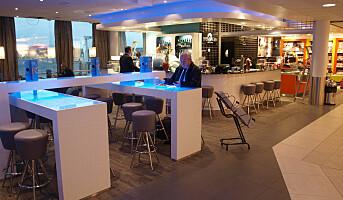 Kulinarisk oase på Stavanger lufthavn