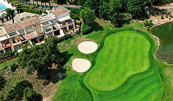 Beste Golf & Spa Hotell i verden