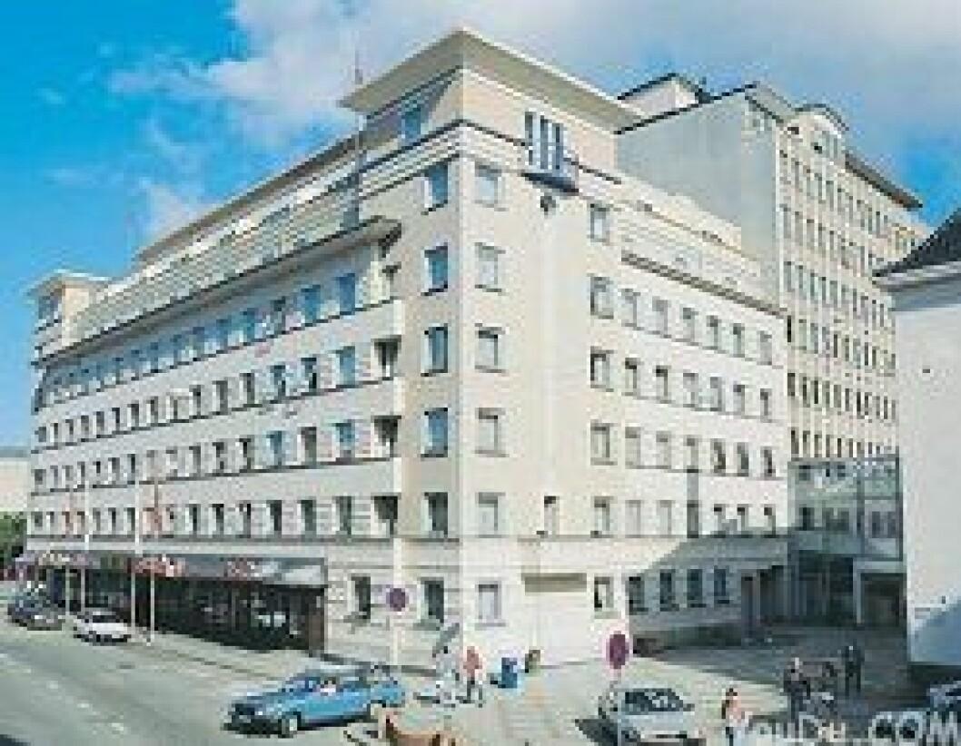 Scandic Hotel Bergen2