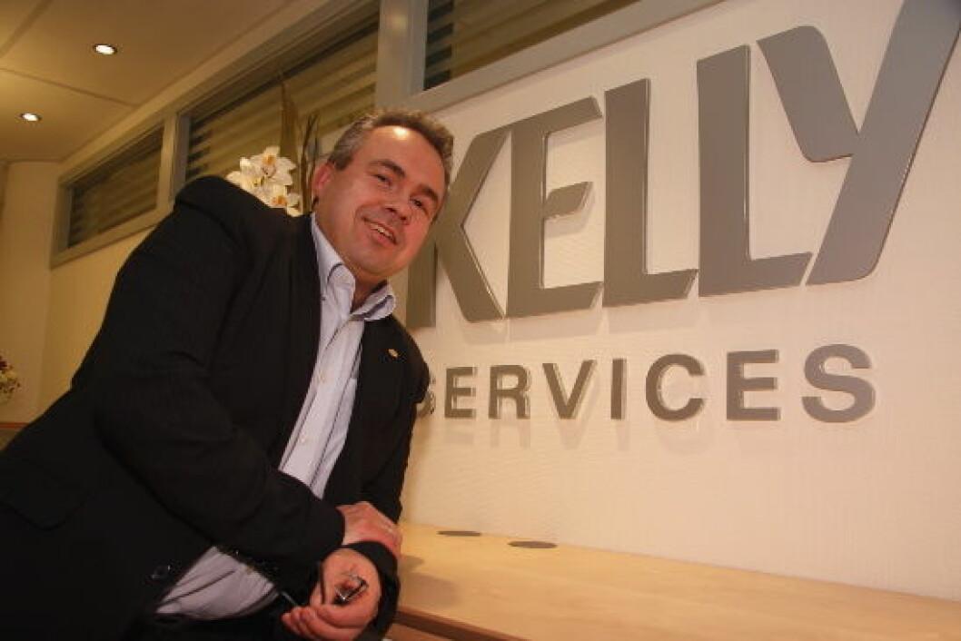 Tom Georg Indrevik Kelly Services nett