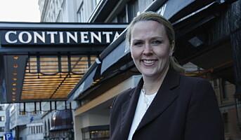 Hotel Continental er kunsthotellet i hovedstaden