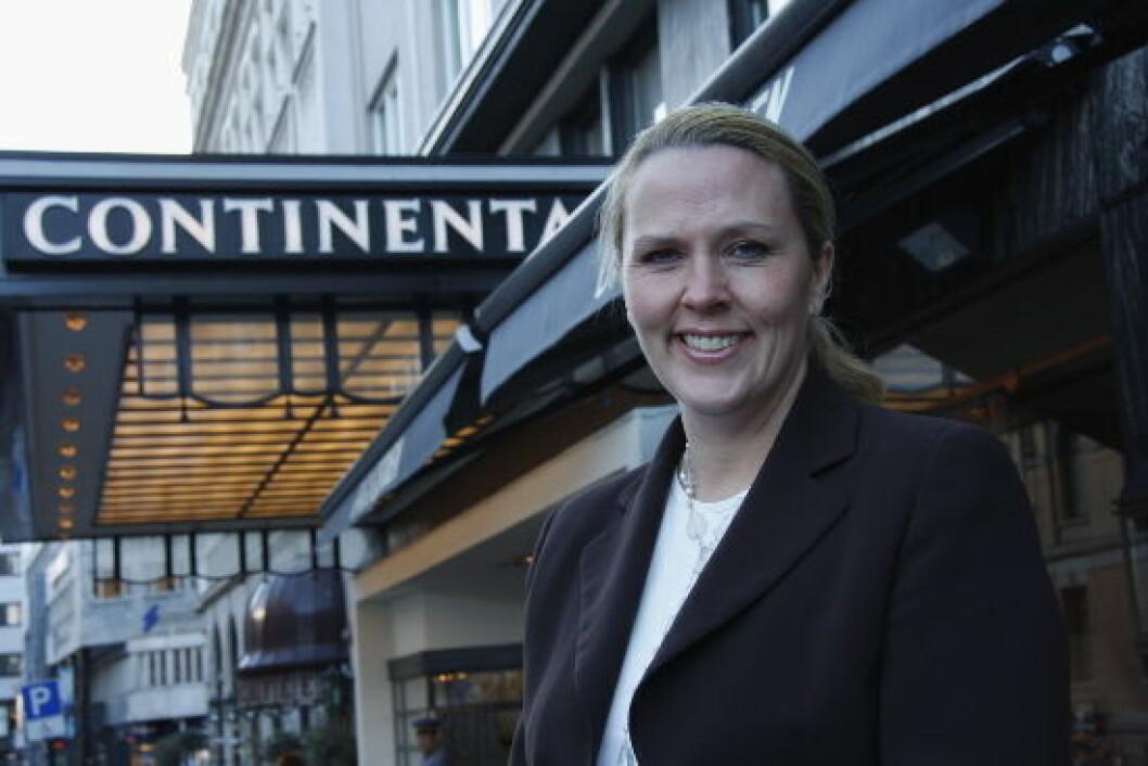 Hotel Contintental Siv Lunde Kolrud nett