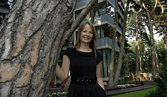Trærne formet hotellet
