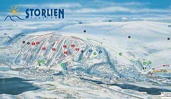 Hele skibygda Storlien er til salgs