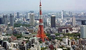 Tokyo er verdens kulinariske høyborg