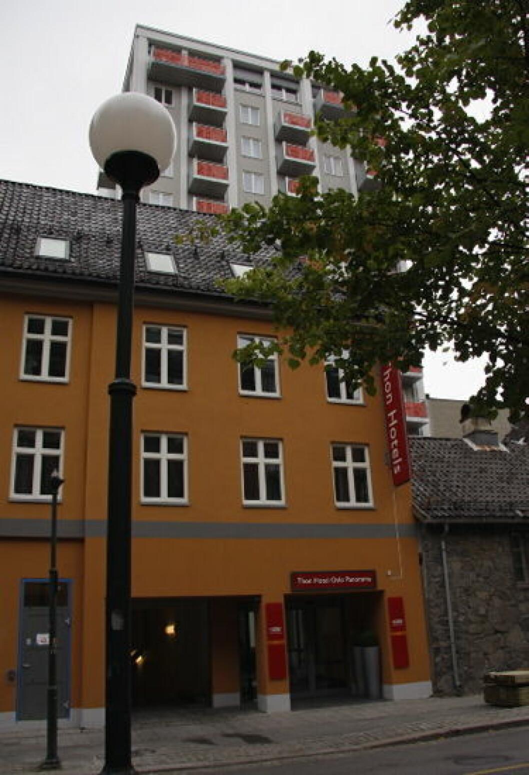 Thon Hotel Panorama Oslo nett