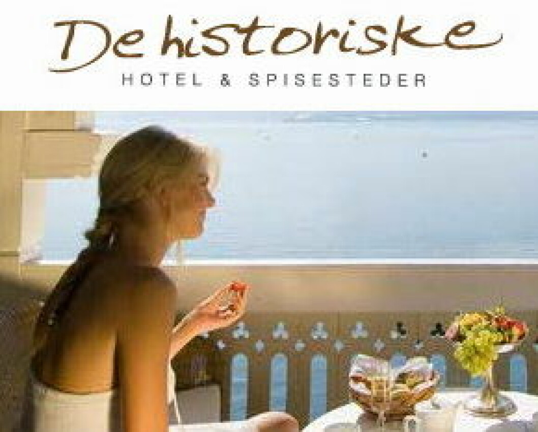 De Historiske Hotel og Spisesteder