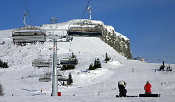 Skeikampen Resort åpner alpinsenteret til helgen
