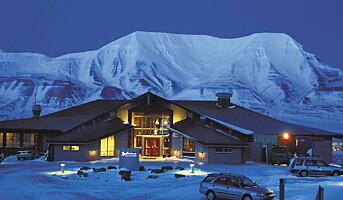Blir verdens nordligste svanemerkede hotell