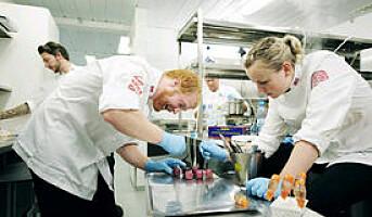 Kokkene klare for OL i Erfurt