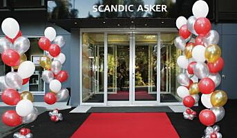 Totalrenovering til 100 millioner på Scandic Asker