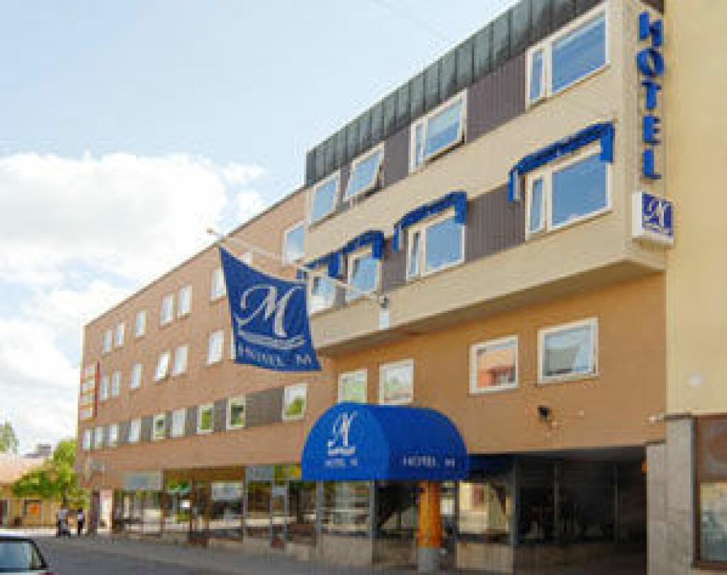 Hotel M Motala