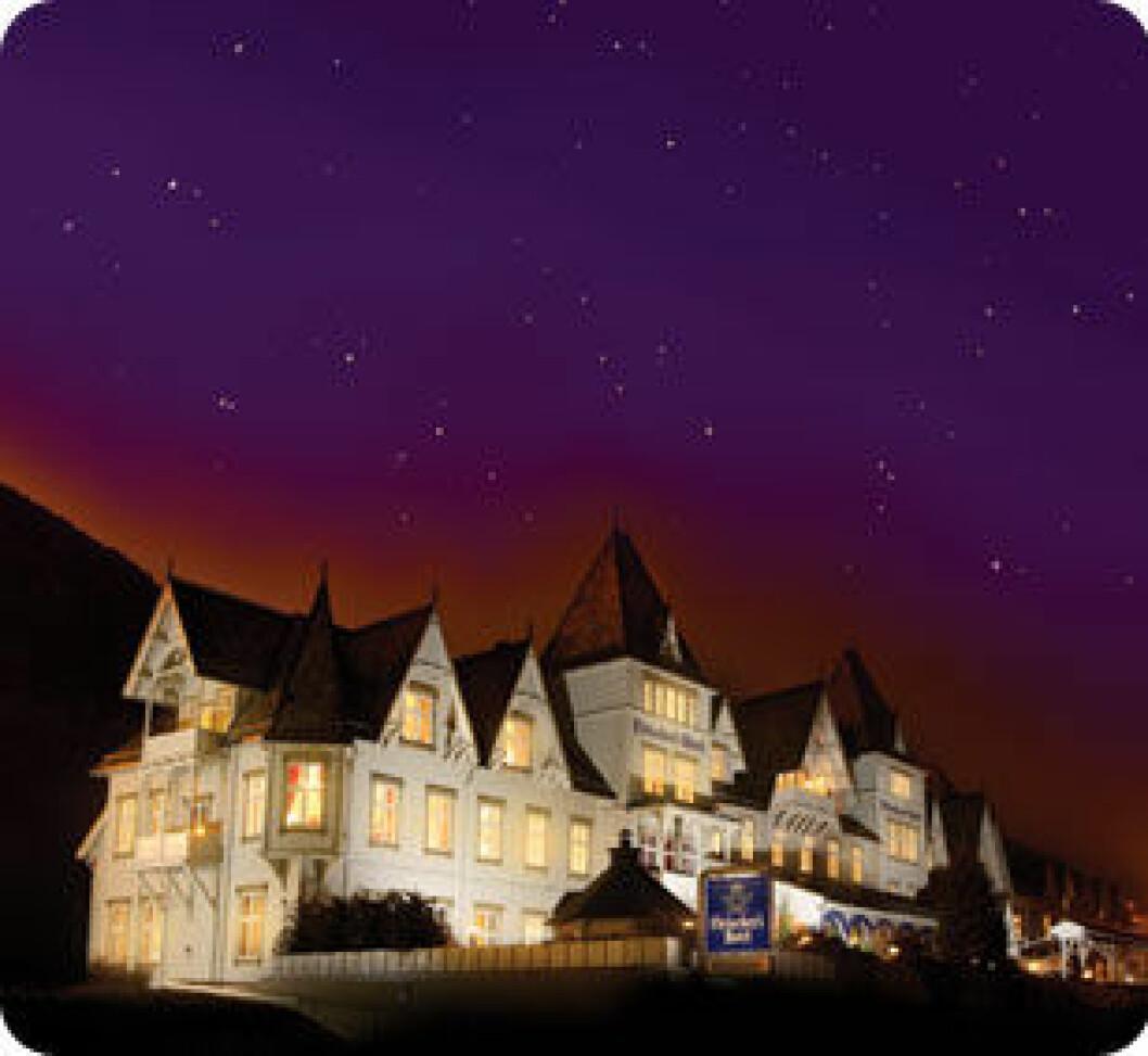 Fleischers Hotel natt