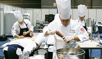 Kokkelandslaget sikter mot OL-gull