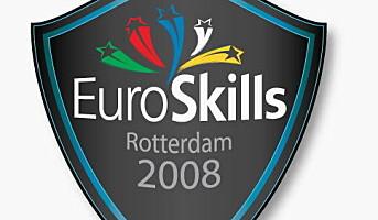 Ung kokk og servitør klar for EM i Nederland