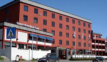 God sommer for hotellene i Larvik