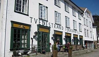 Tvedestrand Fjordhotell med ny giv