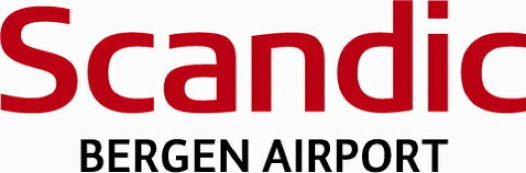 Logo Scandic Bergen Airport