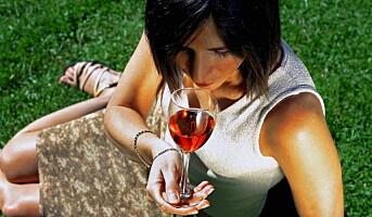 Kvinner vil ha sterkere saker i glasset