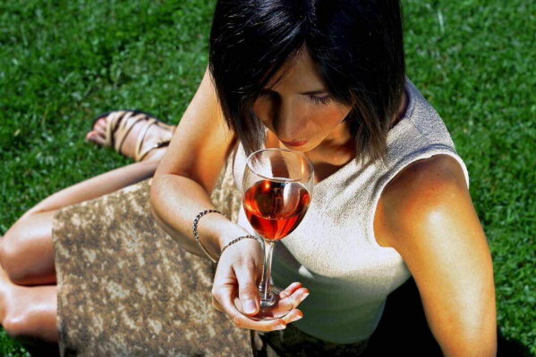 Kvinner alkohol