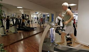 Scandic bygger treningsrom på sine hoteller