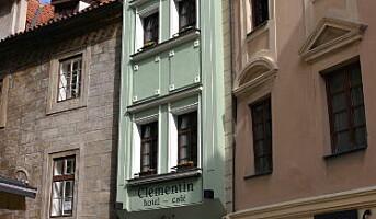 Minste hotellet i Praha