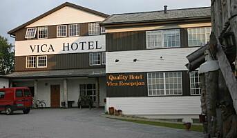 Vica Hotel i Alta blir Thon-hotell