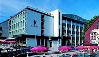Vil selge Hotel Jarl på Voss