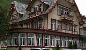 Hotel Union Øye skal selges