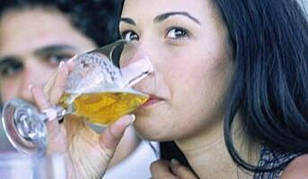 Carlsberg-suksess med kvinneøl i Sveits
