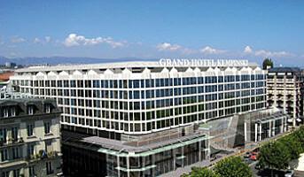 Europas største og dyreste suite