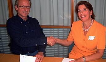 ISS-avtale med Norengros
