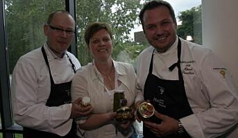 Inge Johnsen Årets Bondelagskokk 2009