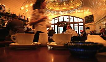 Mobbes i restaurantene