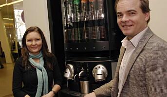 Det blir Nespresso Boutique i Oslo