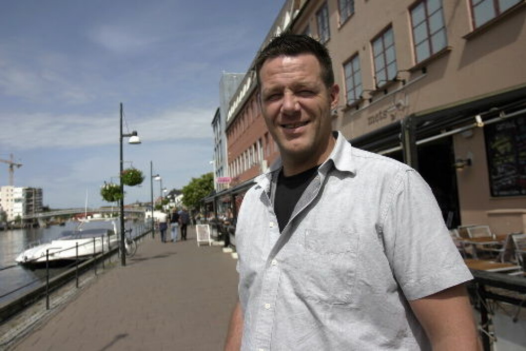 Petter Smaavik Brygga Mets nett